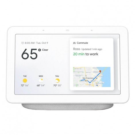 "Boxa inteligenta Google Home Hub, 7"", Bluetooth"